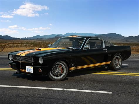 ford mustang fastback 65 things and things