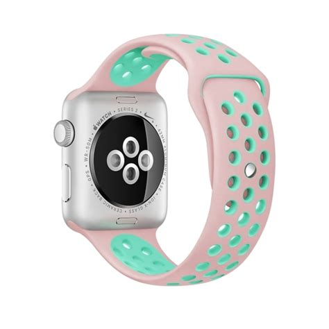 Apple Series 2 Nike Series for apple series 1 series 2 nike sport 38mm fashionable classical silicone sport