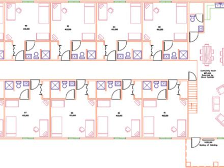 boston college floor plans c foster housing floor plans c foster lodging c