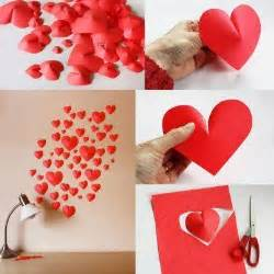 heart decorations for the home diy heart decor add a little love to different spaces