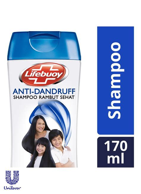 Lifebuoy Shoo A Dandruff 170ml lifebuoy shoo anti dandruff btl 170ml klikindomaret
