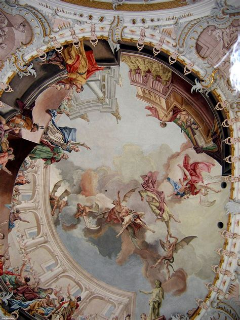 Painting On Ceiling by Church Ceiling Painting Painting By Suhas Tavkar