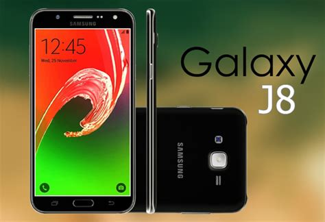 Harga Samsung J8 Note samsung galaxy j8 coming soon priced approx rs 12 999