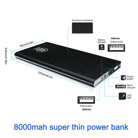power bank quality 2015 sales high quality battery power bank buy