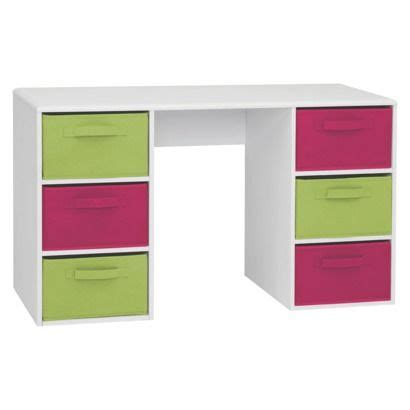 zany student desk multicolored home ideas