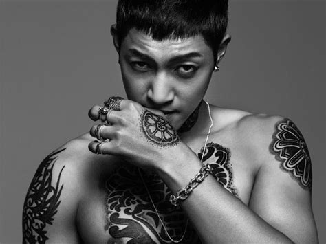joon young chest tattoo image gallery korean culture tattoos