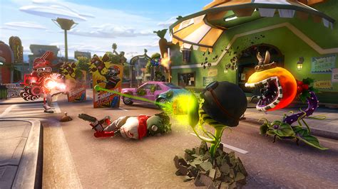 Plants Vs Zombies Garden Warfare Ps4 by Plants Vs Zombies Garden Warfare Review Ps4 Home