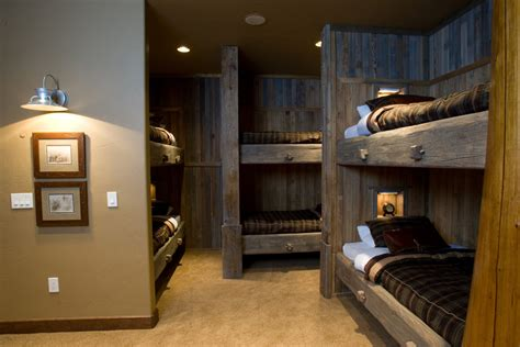 splashy bunk beds decoration ideas for