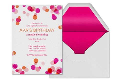 Mba Invite Release Dates by Diy Deluxe Packaging For Favors Evite