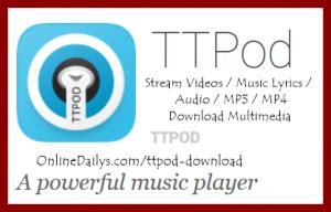 ttpod apk version 2go sign up account create a 2go account 2go login dailys