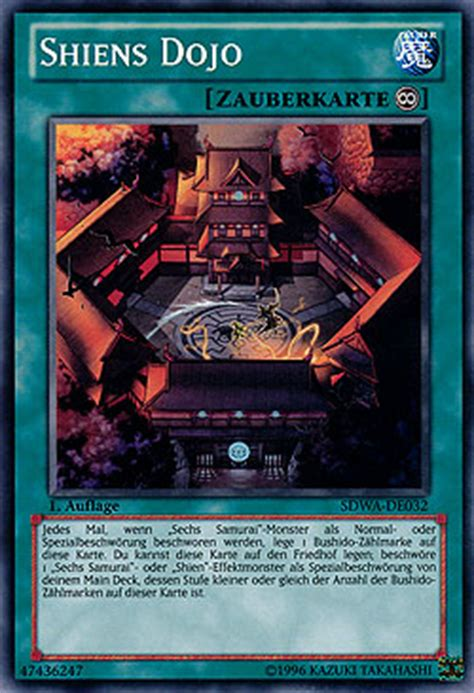 Kartu Yugioh Shiens Footsoldier Common yu gi oh einzelkarten structure decks samurai warlords