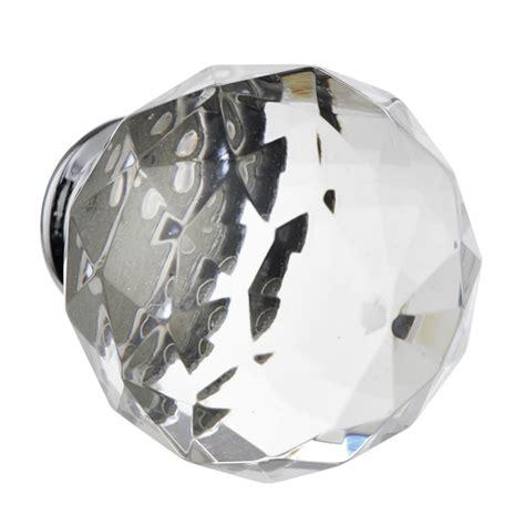 40mm Knobs by Wilko Knob Glass 40mm At Wilko