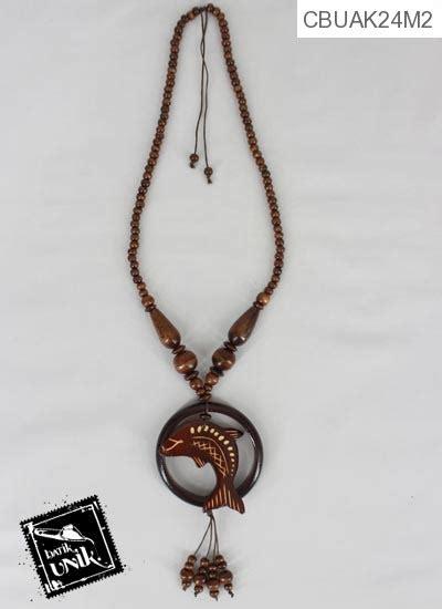Kalung Kayu kalung kayu etnik ukir cantik kalung etnik murah
