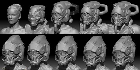 zbrush tutorial in hindi default mech helmet 100 zbrush sculpt plus game res real