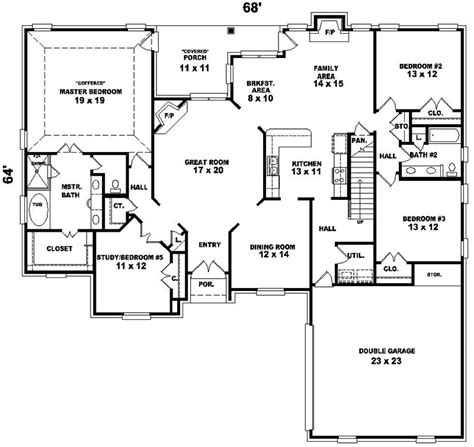 House Plans And More Com by Goodfellow Traditional Home Plan 087d 1065 House Plans