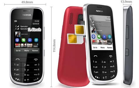 Nokia 203 Asha Buzzer Murah nokia asha 202 preview price buy and sell