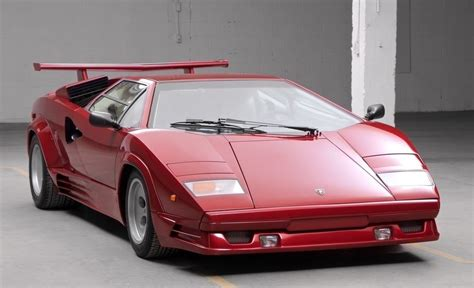 how it works cars 1989 lamborghini countach head up display 52k engine out service 1987 lamborghini countach 5000 qv
