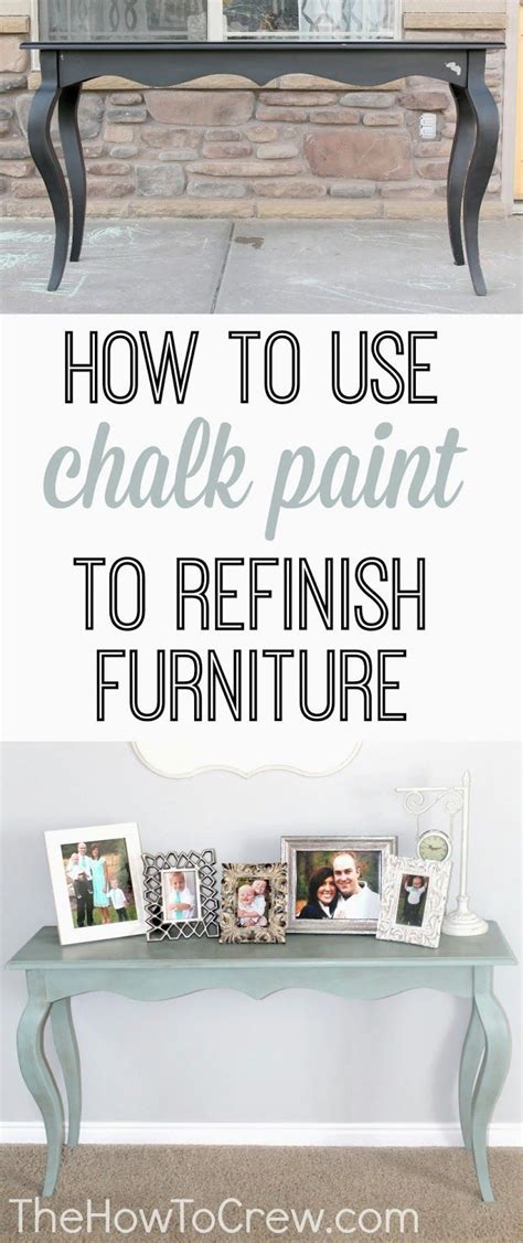 how to paint furniture using chalk paint confessions of dining table furniture woodworking projects plans