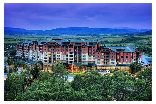 steamboat springs hotel deals