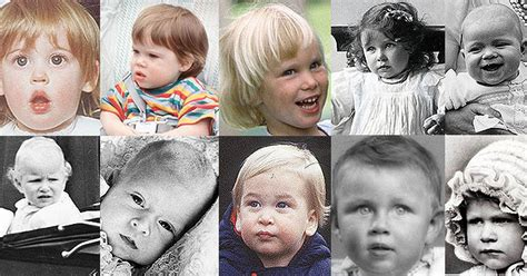 printable quiz about the royal family prince george official pictures can you identify these
