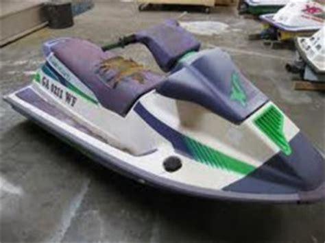 1992 Sea Doo Sp Xp Gts Gtx Manual