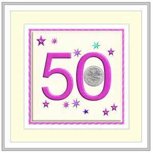 50th birthday cards to print