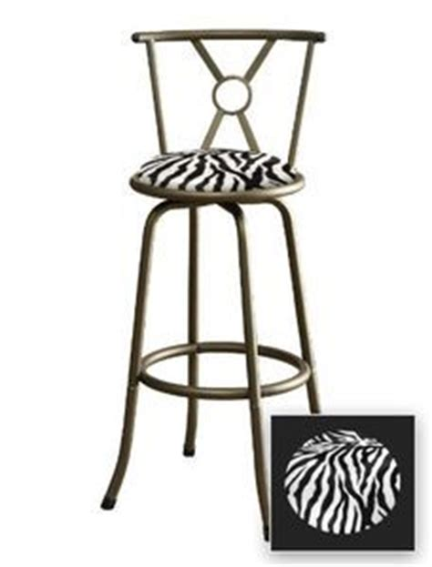 black and white stool cushion 1 new 29 quot bronze finish metal bar stool with a black