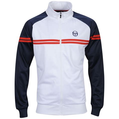 Aape Jaket Sweater Polos Harajuku sergio tacchini s copper jacket white navy clothing zavvi