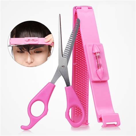 Professional Hair Style Tools by Professional Pink Diy Hair Cut Tools Artifact Style