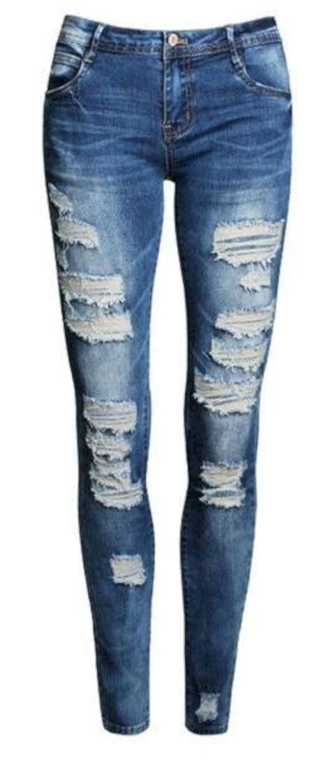 Low Billy Bookcase 15 Inspiring Diy Frayed Ripped And Distressed Jeans