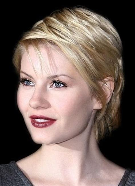 thin straight hair for women in 40s 20 collection of cute short haircuts for thin straight hair