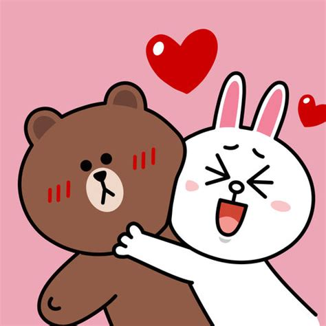 Roundhand Gratis Bb Line Friend brown cony sweet line friends by line friends corporation