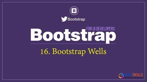 bootstrap tutorial hindi 16 bootstrap wells tutorial seo tutorials seo tutorials