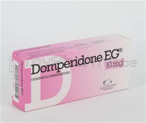 Domperidone 10 Mg apotheek dedeyne nv zoek op actief bestanddeel d domperidon