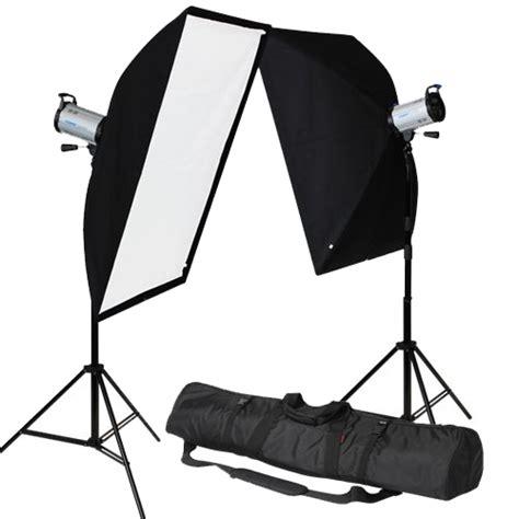 Lu Softbox Studio flash et kit studio