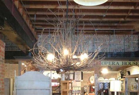 Diy Branch Chandelier 30 Inventive Diy Concepts For Rustic Tree Branch