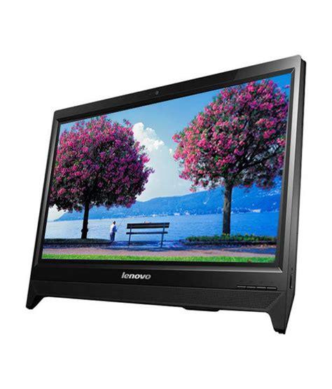 Lenovo C260 lenovo c260 57 325928 all in one desktop intel celeron 2 gb ram 500 gb hdd 49 53 cm 19 5