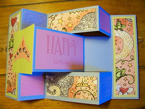 make a cool birthday card scrappin with cristin birthday cards sle of upcoming