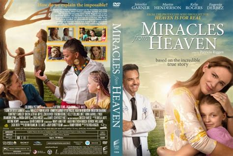 How Can I Miracle From Heaven For Free Miracles From Heaven Dvd Covers Labels By Covercity