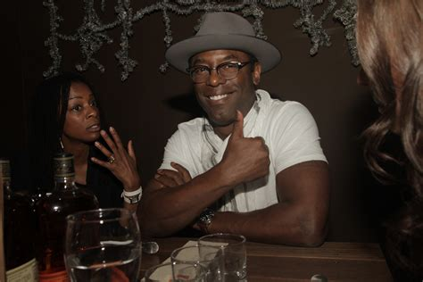 Isaiah Washington Seeks Counseling Treatment by Bulleit Dinner With Actor Isaiah Washington