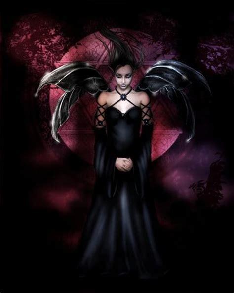 imagenes anime goticas dark im 225 genes animadas de hadas y mujeres g 243 ticas mil recursos