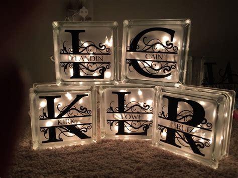 decorative glass block diy decorative glass blocks diy pinterest glass