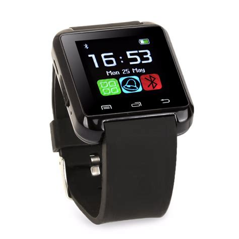 smartwatch u8 original black android smartwatch u8 black price home shopping
