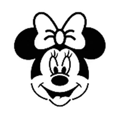 minnie mouse template for pumpkin carving 6 best images of minnie mouse stencil printable minnie