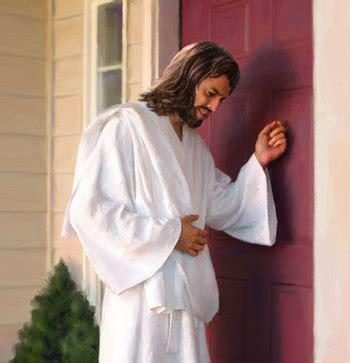 knock three times   disciplehood
