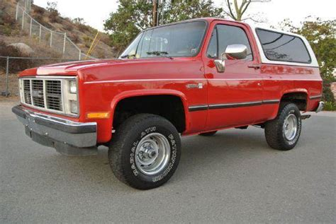 gmc jimmy 1988 1988 gmc jimmy 2 door 4wd in el cajon ca 1 owner car guy