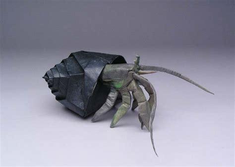 Hermit Crab Origami - robert j lang gt origami model gt hermit crab