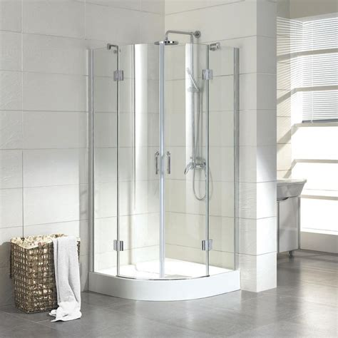 Enclosed Bath And Shower Unit Best 25 Corner Shower Enclosures Ideas On