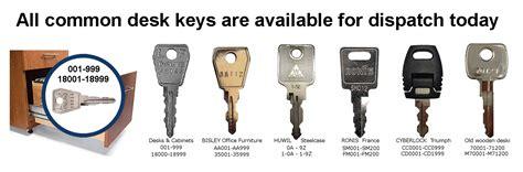 Keysa Kys 001 replacement locks for lockers desks office furniture