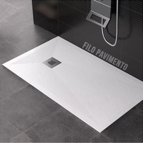 piatti doccia su misura solid surface piatto doccia su misura da 80 cm altezza 3